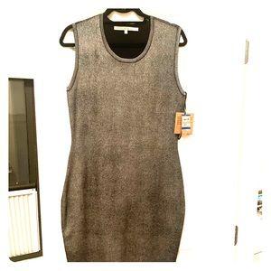Gunmetal Dress